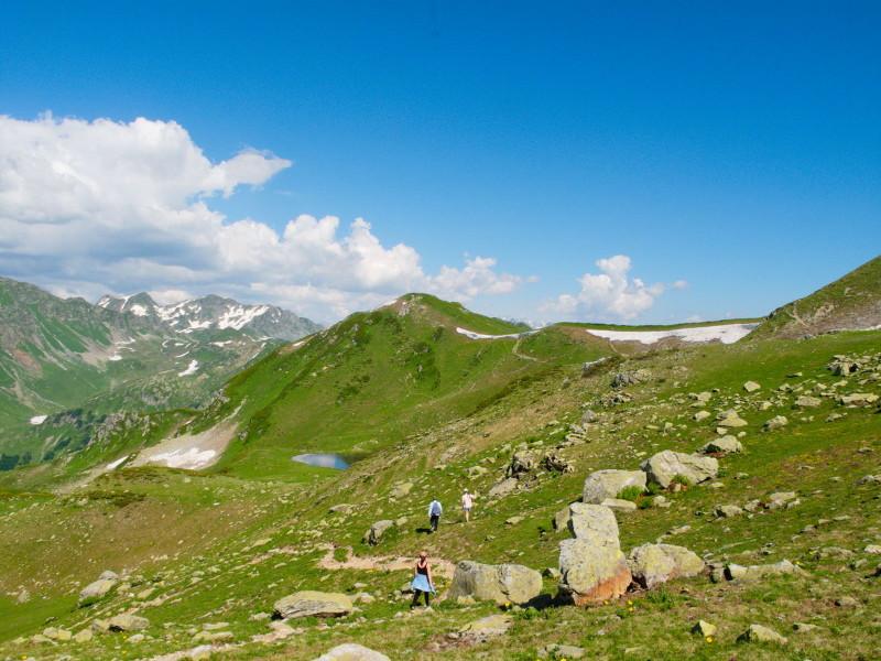 Ауадхара - популярные пешие маршруты
