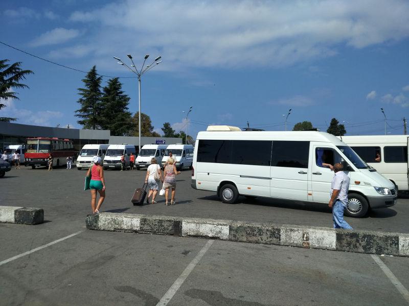 Транспорт в Абхазии